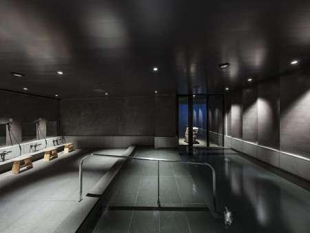 【hotel tou nishinotoin kyoto】大浴場