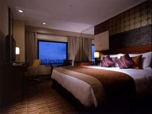 ホテルメトロポリタン:24階メトロポリタンフロアにある「エクゼクティブクイーン」23㎡