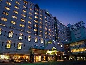 ホテルまほろば 外観