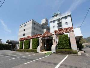 ホテル マツヤ 外観