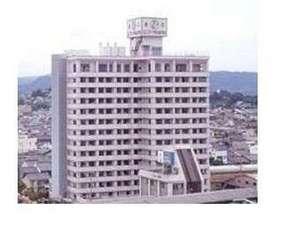 松江ユニバーサルホテル 外観
