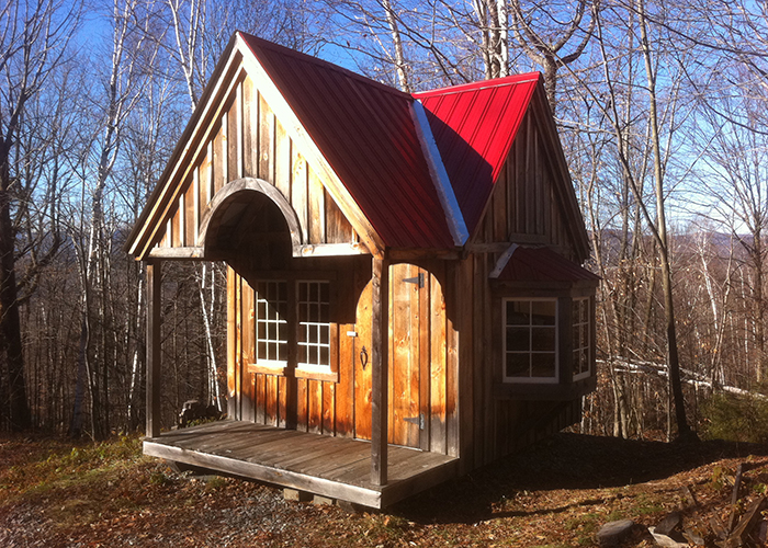 Small Cottage Floor Plans  Cottage Sheds  Prefabricated Cottages