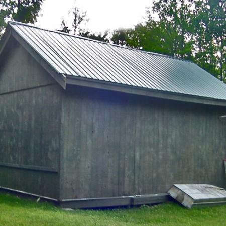 20x30 Garage  Custom Exterior