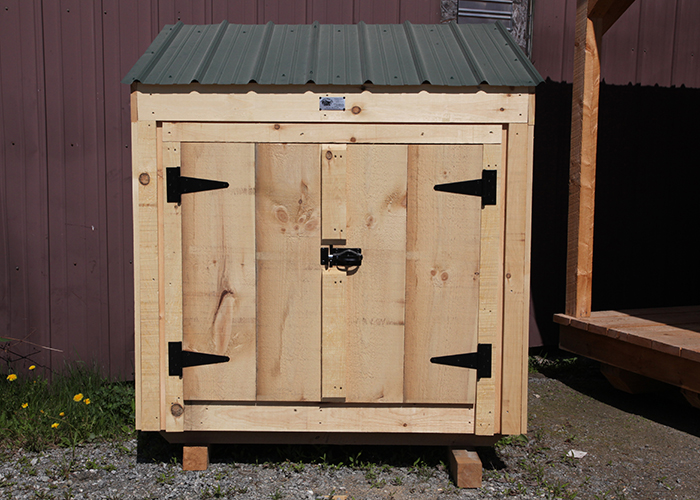 Small Garden Storage Sheds
