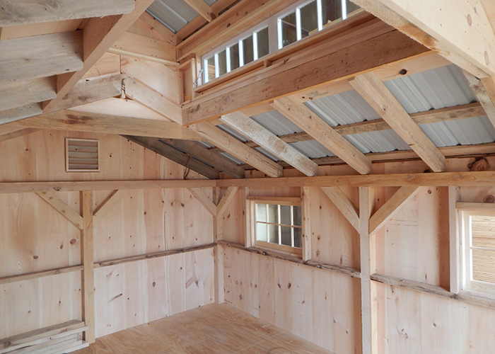 How Build Scratch Shed