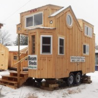 Tiny Homes on Wheels for Sale