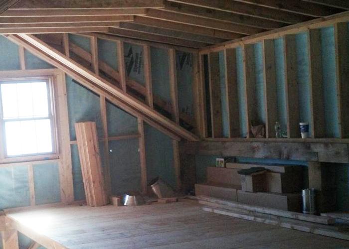 Shed Roof Dormer  Shed Dormer Plans  Jamaica Cottage Shop