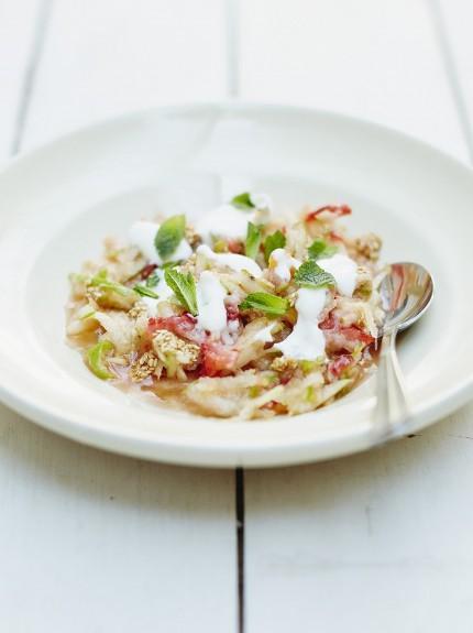 5 Healthy Dessert Recipes Galleries Jamie Oliver