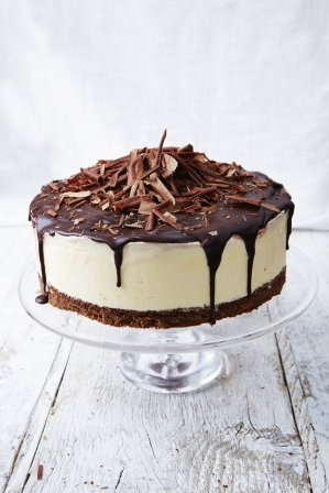 Black Forest Cheesecake Cheese Recipes Jamie Oliver