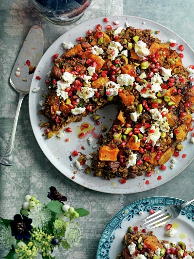Vegetarian Christmas Recipes Jamie Oliver Christmas