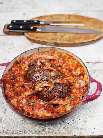 Minced Beef Recipes Jamie Oliver