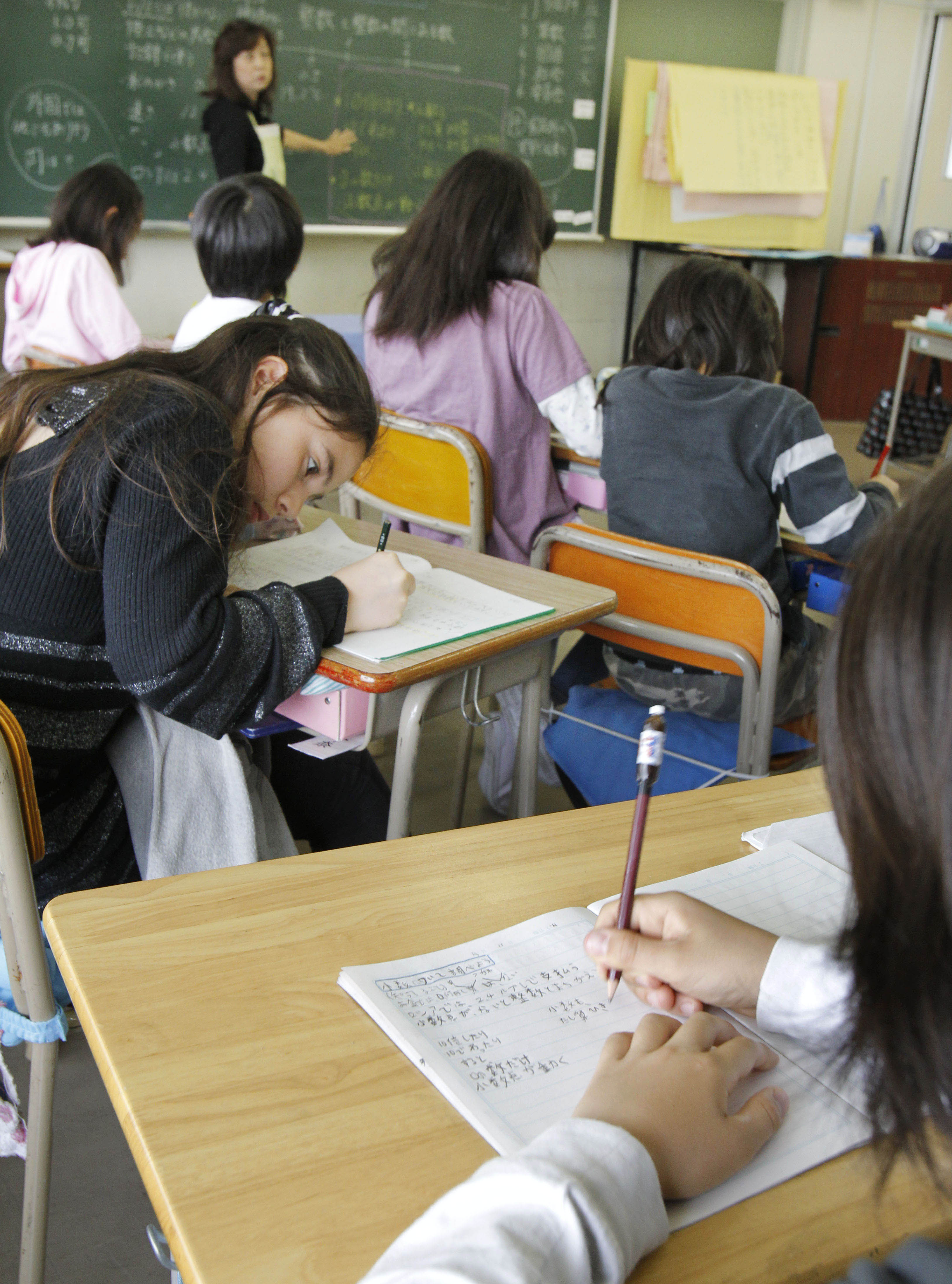 Teaching Quality Not Lesson Quantity May Be Key To Japan