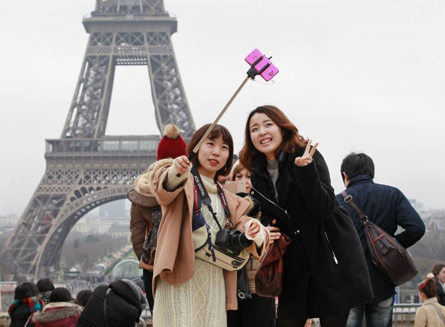 selfie sticks useful or