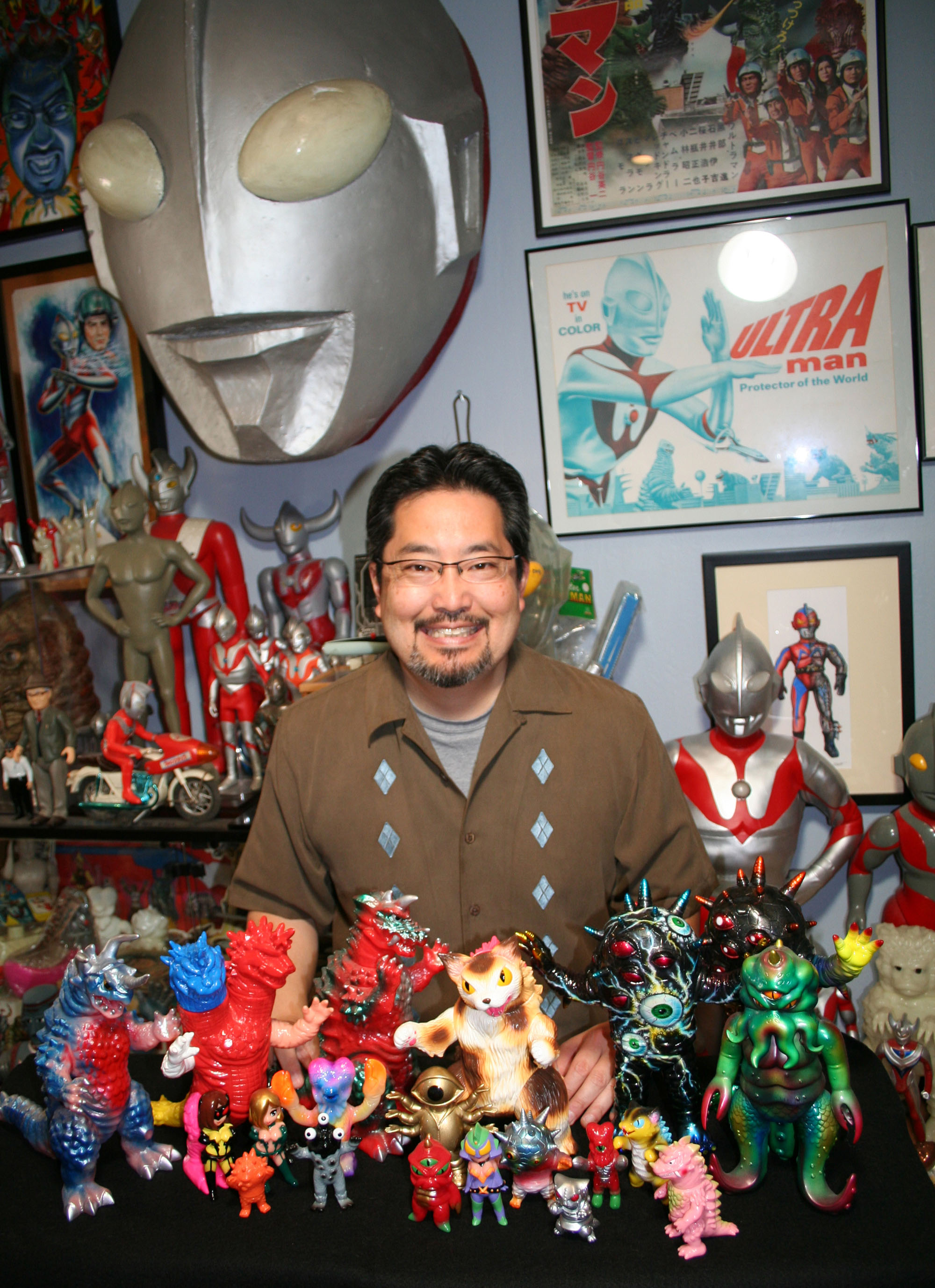 Ultraman Ultracool at 50  The Japan Times