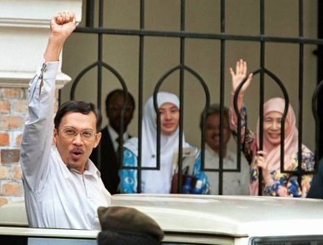 Image result for anwar ibrahim jail
