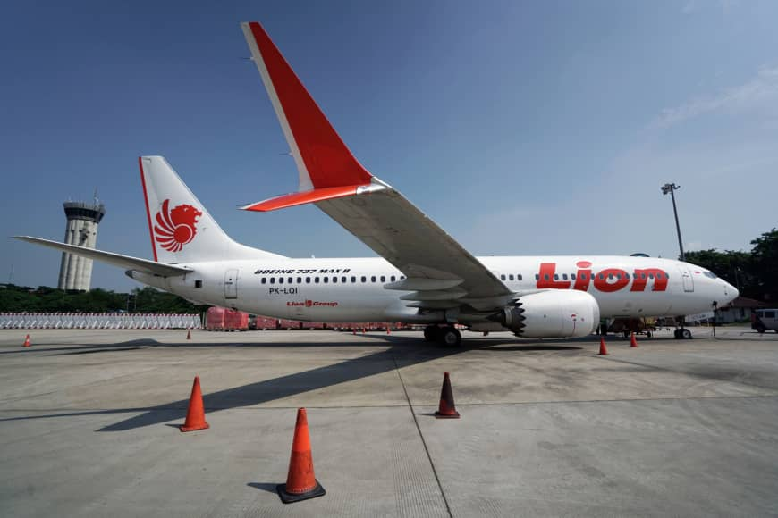 One Day Before Deadly Crash An Off Duty Pilot Saved Lion Air  Max From Malfunctioning Flight Control System The Japan Times