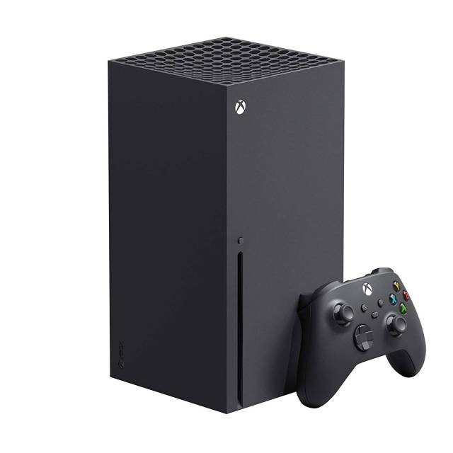 The Microsoft Xbox Series X is the most powerful Xbox console to date |