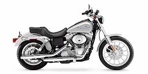2005 Harley-Davidson FXD Dyna Super Glide Options and