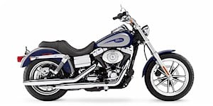 2006 Harley-Davidson FXDLI Dyna Low Rider Options and