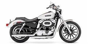 2006 Harley-Davidson XL1200L Sportster Low Options and
