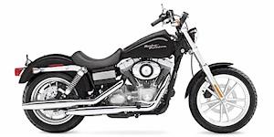 2007 Harley-Davidson FXD Dyna Super Glide Options and
