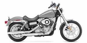 2008 Harley-Davidson FXD Dyna Super Glide Options and