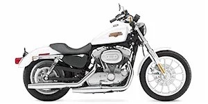 2008 Harley-Davidson XL883L Options and Equipment