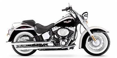 2005 Harley-Davidson FLSTN Softail Deluxe Standard