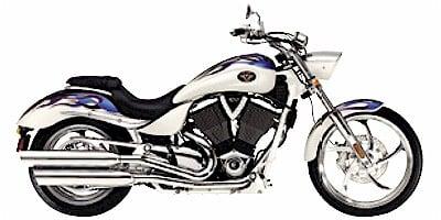 2007 Victory Motorcycles Jackpot Standard Equipment & Specs