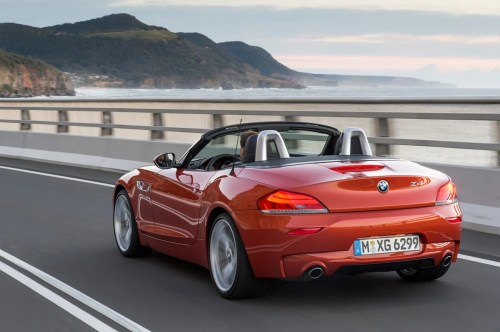 small resolution of 2017 bmw z4 preview nadaguides