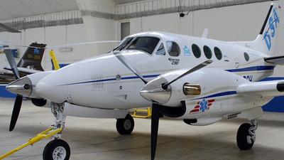 OK-DSH - Beech C90 King Air [LJ-837] - Flightradar24