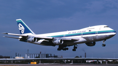 ZK-NZY   Boeing 747-219B   Air New Zealand   Freek Blokzijl   JetPhotos