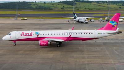 PRAYO Embraer ERJ195AR Azul Brazilian Airlines