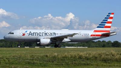 N117UW - Airbus A320-214 - American Airlines - Flightradar24
