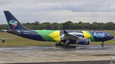 PRAIV Airbus A330243 Azul Linhas Aéreas Brasileiras