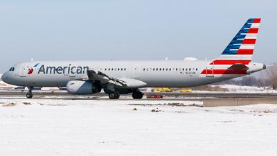 N535UW - Airbus A321-231 - American Airlines - Flightradar24