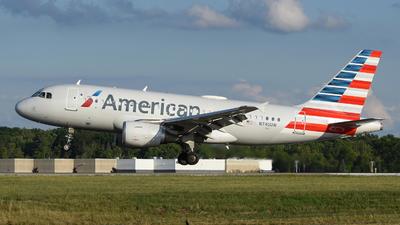 N740UW - Airbus A319-112 - American Airlines - Flightradar24