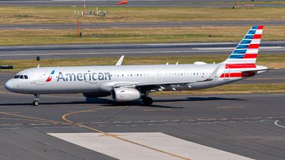 N135NN - Airbus A321-231 - American Airlines - Flightradar24