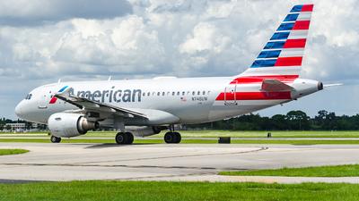 N748UW - Airbus A319-112 - American Airlines - Flightradar24