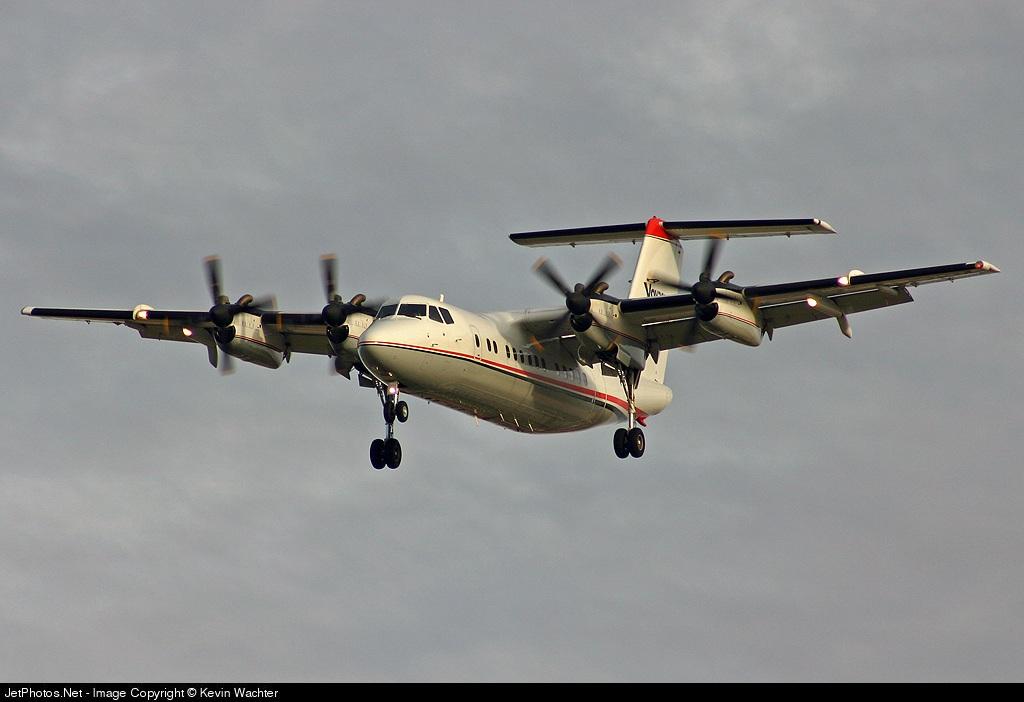 C-FZKM | De Havilland Canada DHC-7-102 Dash 7 | Voyageur