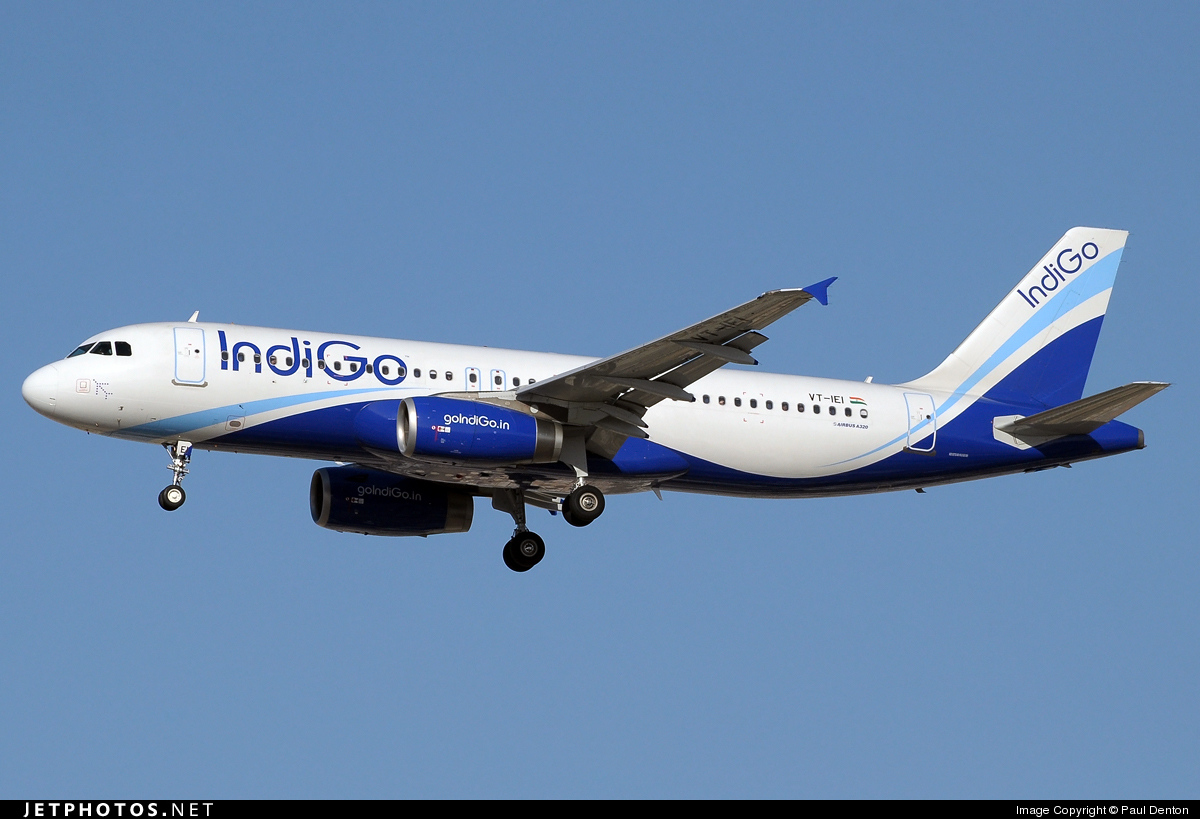 hight resolution of vt iei airbus a320 232 indigo airlines