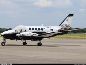 N799DD | Beechcraft A100 King Air | Private | Gary Guy