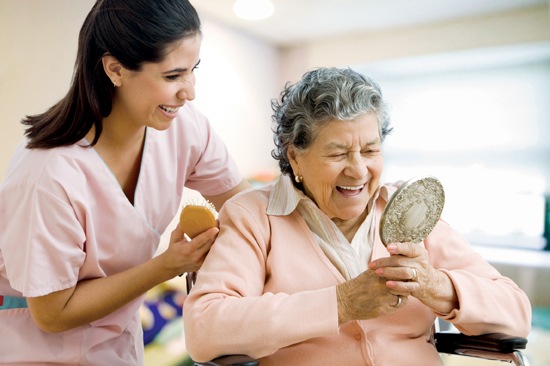 Visiting Nurse Personal Care and Hospice Services  JewishBoston