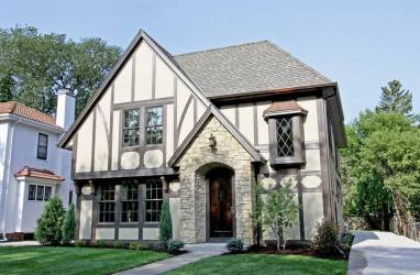 American Iconic Tudor Design Style Reminiscent Medieval House Plans #36963