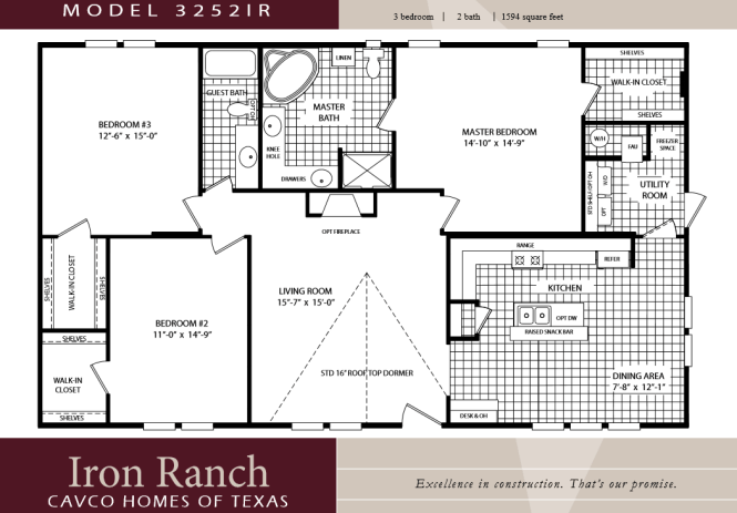 Double Wide Mobile Homes Floor Plans With Garage Free