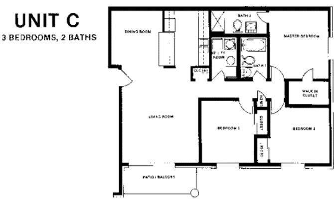20 3 Bedroom 2 Bathroom Floor Plans Is Mix Of Brilliant