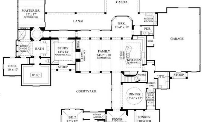11 Floor Plans Secret Rooms That Will Bring The Joy
