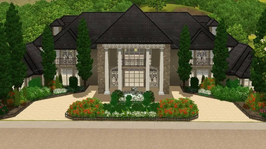 Sims 3 Houses Ideas Carpetcleaningvirginia Com