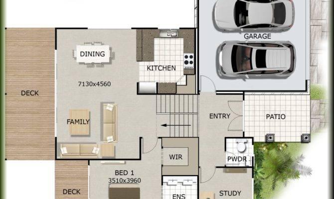 House Plans On Sloped Land House Plans 2017 Plans Home Plans Ideas