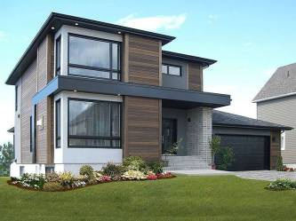 14 Best Simple Two Story Modern Homes Ideas House Plans